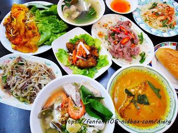 阿水越南美食