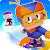 Blocky Snowboarding file APK for Gaming PC/PS3/PS4 Smart TV