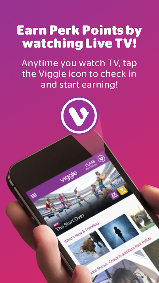 Viggle- screenshot