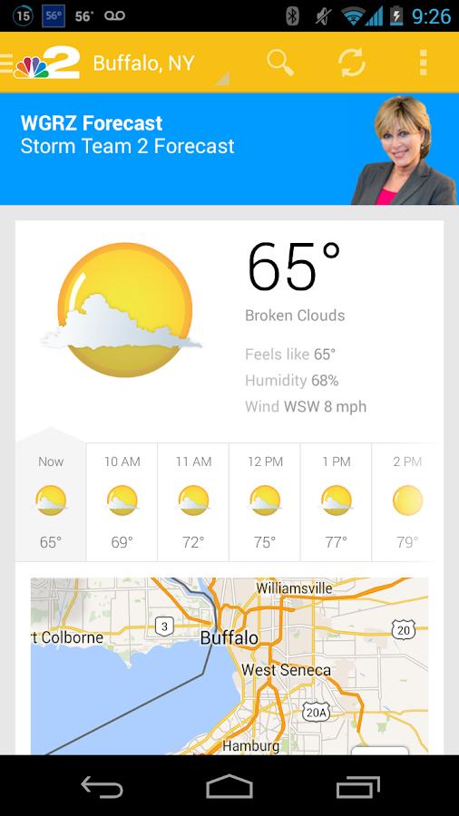 WGRZ - screenshot