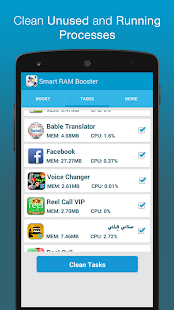 Ram cleaner Boost your mobile online