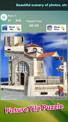 Picture Tile Puzzle 1.0 Windows u7528 1