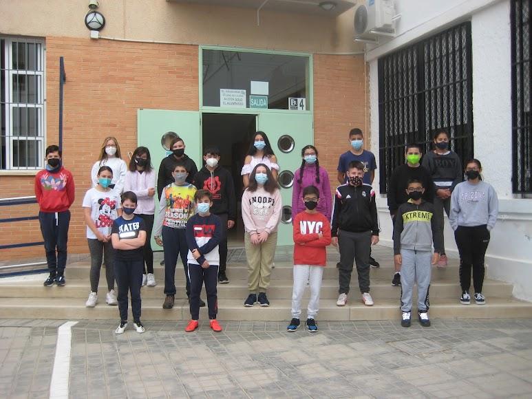 ALMERÍA CEIP Lope de Vega. 6º B de Primaria