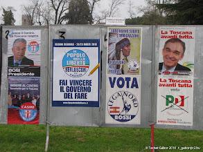 Photo: választási plakátok