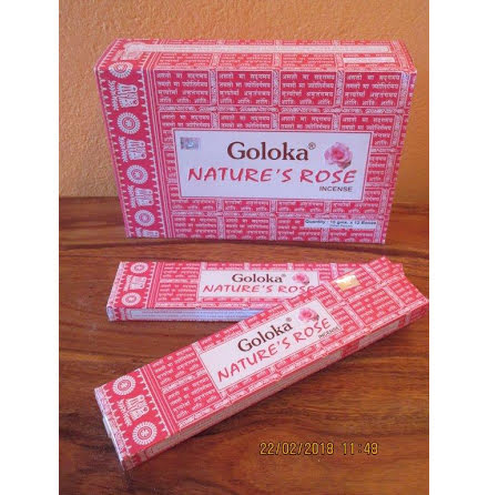 Goloka NATURES Rose