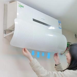 Deflector aer conditionat, protectie jet de aer rece, 52-92 cm