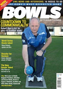 Bowls International Magazine- screenshot thumbnail