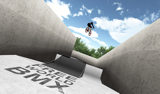Free World BMX 1.1.0 screenshots 1