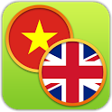 English Vietnamese Dict Free icon