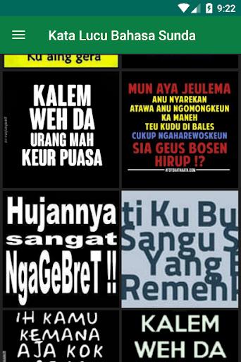 Kata Lucu Sunda 2019 Cikimmcom
