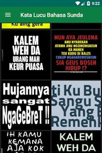 Gambar Kata Bahasa Sunda Lucu For Pc Windows 7 8 10 And Mac Apk 2 1 3 Free Video Players Editors Apps For Android