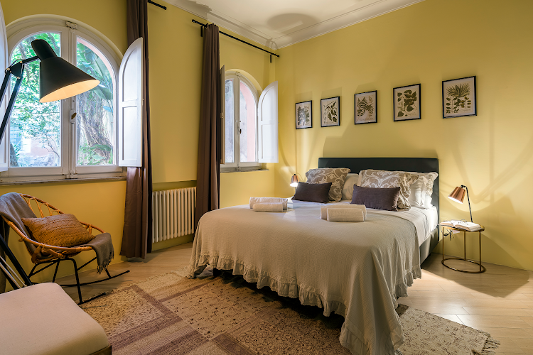 Bedroom at Corsini