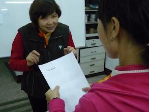 Photo: 20111201頭屋行動教室-外配識字班006