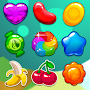 Jelly Fruit Crush APK icon