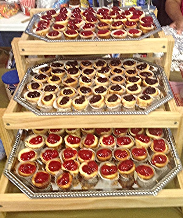 Party Time Mini Cheesecakes 4 A Crowd Recipe