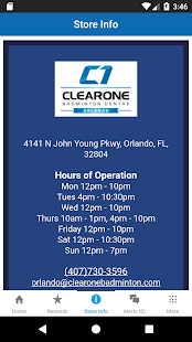 ClearOne Sports FL Rewards - náhled