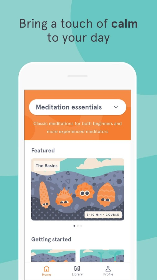 Headspace: Meditation & Sleep- screenshot