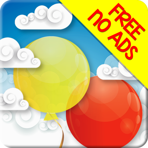 Balloon Popping For Toddler HD