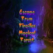 Escape from Fireflies Magical Forest