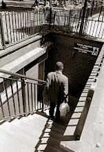 Foto: Südafrika, Johannesburg, Schwarze-Farbige-Asiaten-WC, 1978 (South Africa, Johannesburg, restroom for blacks, coloureds, asians, 1978)  © Eckhard Supp
