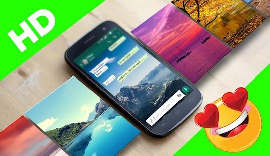 Fondos para Whatsapp HQ 3D APK Captura de pantalla