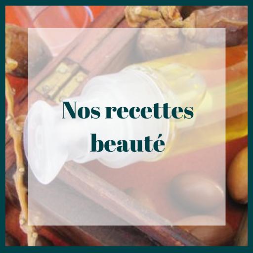 Nos recettes beauté