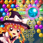 Download Panda Witch Pop Bubble Shooter APK to PC