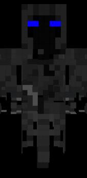 Minecraft Ghost Nova Skin