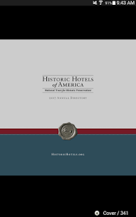 Historic Hotels of America- screenshot thumbnail
