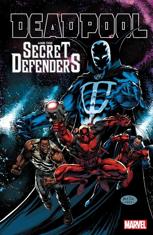 Deadpool and the Secret Defenders (2017)