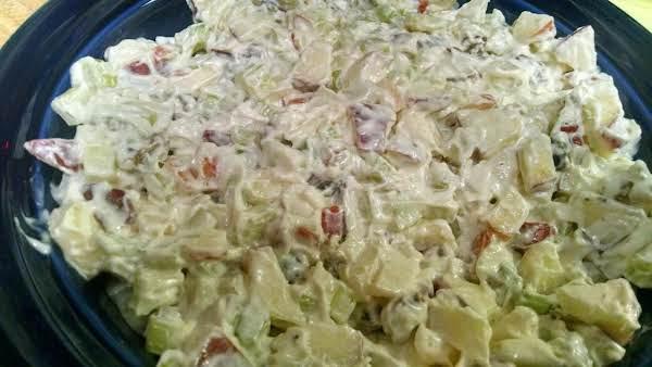 Thelma's Waldorf Salad Recipe