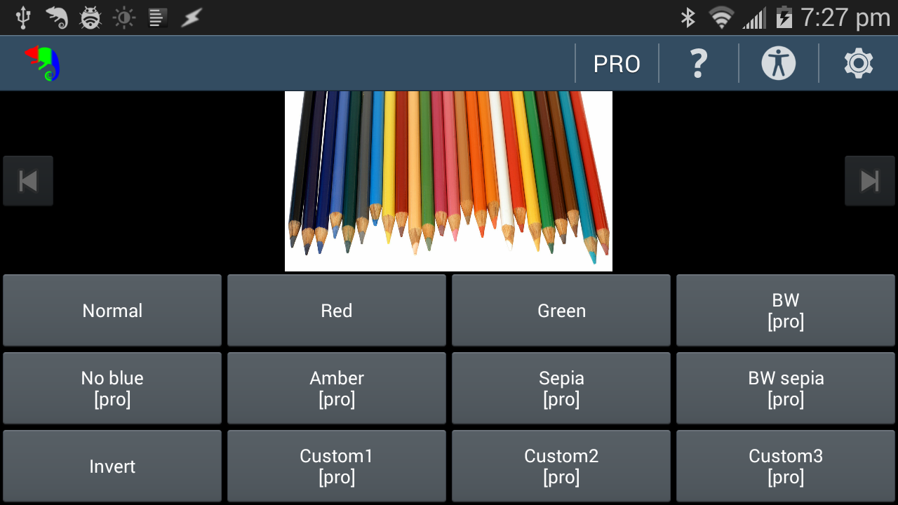 Color Changer Free [root]- screenshot