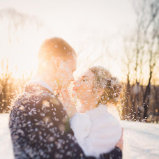 Wedding photographer Anna Bessonova (Besson). Photo of 26.02.2016