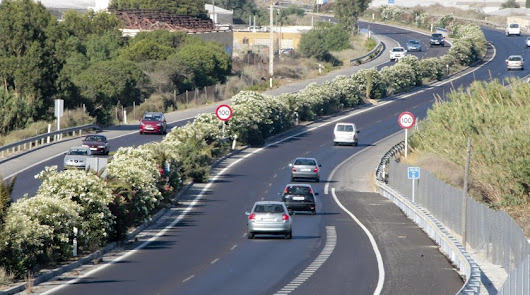 Almería, la provincia andaluza donde más han bajado los desplazamientos
