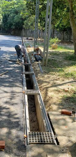 109年運動操場及排水整建工程