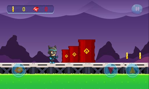 Infinity Run: Shooting Adventure 1.0 screenshots 2