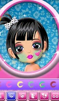 Screenshot of Party Makeover - Girls Games