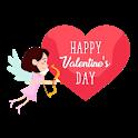 Valentine Day Stickers (WAStickerApps) icon