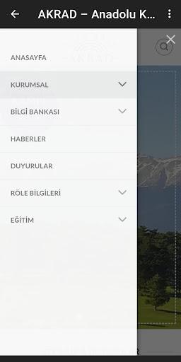 AKRAD - Amatör Telsiz Uygulaması - 73 screenshot 5