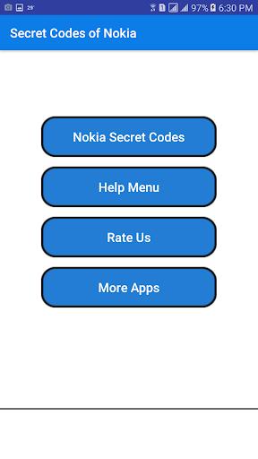 Secret Codes of Nokia 2.0 screenshots 2