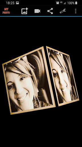 Mein Foto in 3D Live Wallpaper Screenshots 7