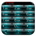 Dialer Dusk AquaGreen Theme icon