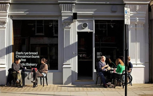 cafes in marylebone