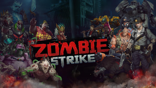 Zombie Strike: The Last War of Idle Battle (SRPG)  captures d'écran 1