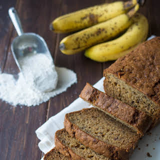 Super Easy Banana Bread.