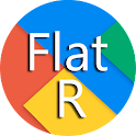 Flat Round Icon Pack Material APK Cracked Download