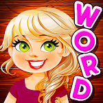 Word Search Puzzle Game for Kids Icon