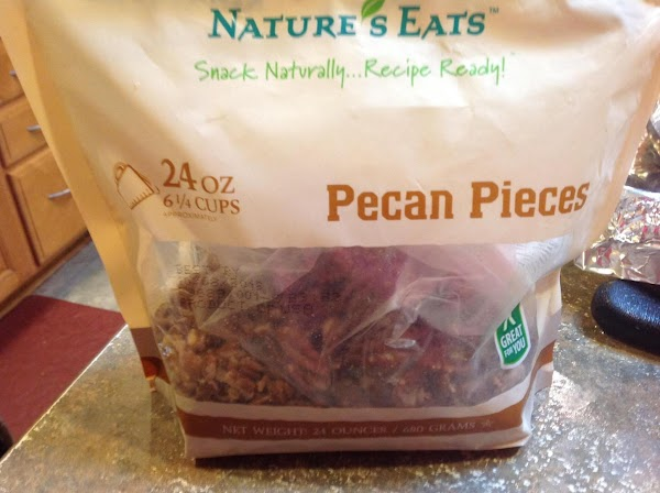 I made this great tasting recipe on yesterday and added pecans to add an...