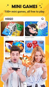 HAGO APK – Hangout Virtually: Game, Chat, Live 1