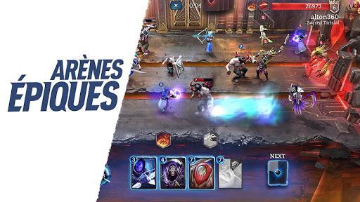 Heroic - Magic Duel  captures d'u00e9cran 2